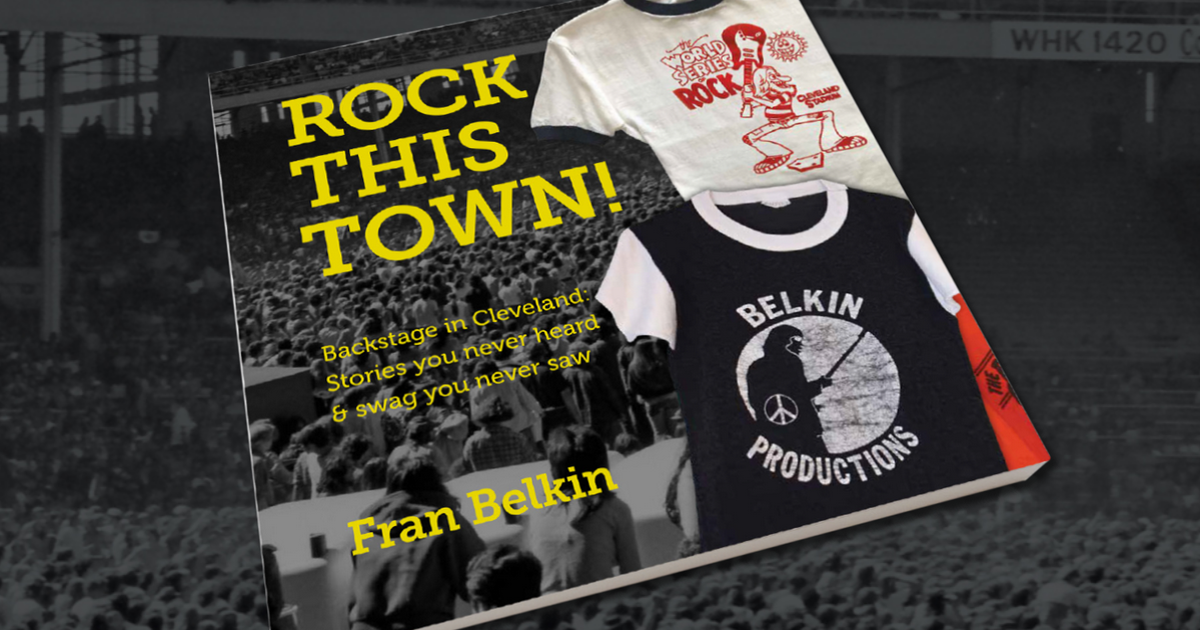Rock This Town! | by Fran Belkin